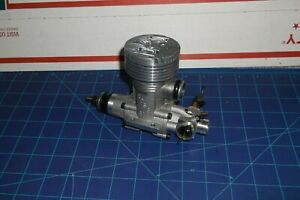 ROSSI .81 -LIGHTLY USED- REAR INTAKE R/C (DUCTED FAN) MODEL AIRPLANE ENGINE