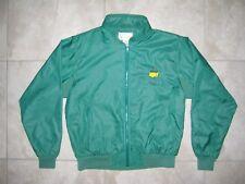 Vintage Augusta National MASTERS Slazenger Green Ladies Golf Jacket USED Large