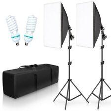 Photography Lighting Kit Photo Box Professional Studio Continuous Equipment