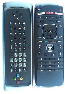 NEW XRT302 sub XRV1TV XRT300 XRT303 XRT301 VIZIO Smart TV Keyboard remote Contro