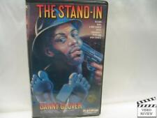 Stand-In Large Case VHS Danny Glover Christa Victoria