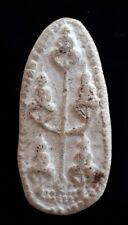 Old Thai amulet Thai Buddha Thailand Amulet Yantra Lp Ngern Wat Bangklan Pendant