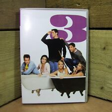 Replacement Series 3 (4 Discs) ONLY from Friends Complete Series 1-10 Box-Set