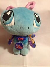 LITTLEST PET SHOP BUTTERFLY plush stuffed toy animal doll LPS