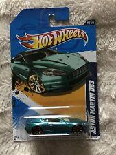Hot Wheels 2012 Aston Martin DBS