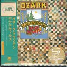 OZARK MOUNTAIN DAREDEVILS-S/T-JAPAN MINI LP CD Ltd/Ed G00