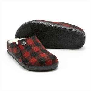 Kids Birkenstock Zermatt Outdoor Slipper Shoes with Shearling Lining Wool Shoes