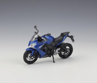 Welly 1:18 SUZUKI 2017 GSX-S1000F Motorcycle Bike Model Toy New In Box