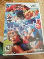 Wipeout: The Game (Nintendo Wii, 2010) Complete CIB