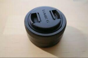 Panasonic Lumix G Vario 12-32 mm F/3.5-5.6 ASPH Mega OIS Lens