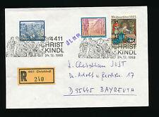 Christkindl-Reco-Brief   24.12.1993    (A26)