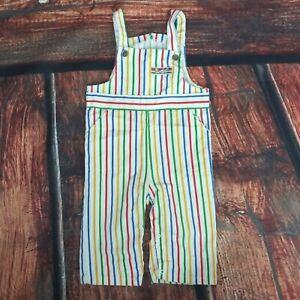 Vtg 1980/'s Winnie The Pooh brand toddler girl sailor romper
