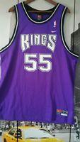 NIKE 1997 KINGS WILLIAMS # 55 PURPLE Jersey size MEN'S XXL NEW VINTAGE