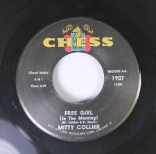 Northern Soul 45 Mitty Collier - Free Girl  (In The Morning) / I Had A Talk With