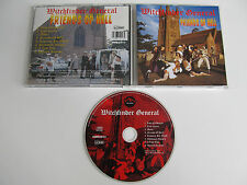 WITCHFINDER GENERAL Friends of Hell CD 1983 VERY RARE OOP ORIGINAL 1st PRESS!!!
