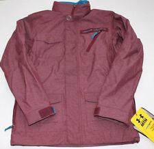 Under Armour MTN Storm Coat Jacket Men's S UA Loose Waterproof $250 NWT