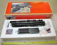 NOS LIONEL #6-28028 VIRGINIA ALLEGHENY 2-6-6-6 STEAM LOCOMOTIVE & TENDER- w/ O.B