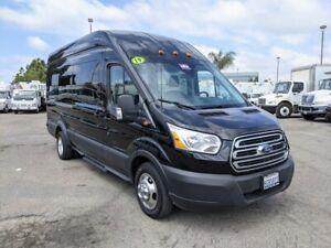 2019 Ford Transit-350 HD Extended Long High Roof Passenger Van XLT