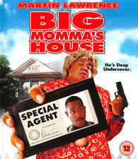 Big Mommas House Blu-Ray | (Martin Lawrence) (2000)