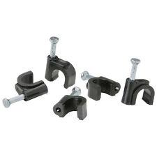 RG-6 Coax Cable Nail Clips 100 Pcs.