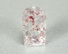 Harlekinquarz 11,96 Karat  Namibia   harlequin quartz  koxgems