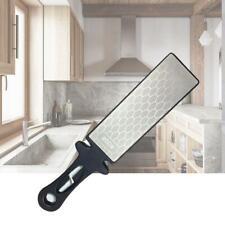 DMD 400/1000 # Double Sided Diamond Knife Sharpener Stone Whetstone NEW