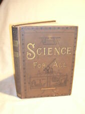 Science for All Illustrated Robert Brown Map The Spectroscope Frontpiece