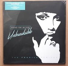 RSD 2017 Dead Or Alive – Unbreakable - The Fragile Remixes Sealed - Pete Burns