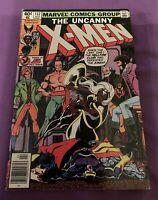 Uncanny X-Men #132, FN 6.0, 1st Appearance Sage