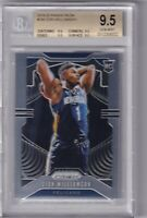 2019-20 Panini Prizm Zion Williamson BGS 9.5 TRUE GEM RC #248 GEM MINT