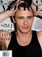 Vogue Paris Hommes Magazine #13 fashion men JON KORTAJARENA JAMES FRANCO