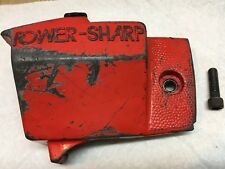 "Power Sharp Side Clutch Cover 28308 Craftsman 2.3 16"" Chainsaw 6C 75"