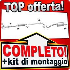 Scarico Completo SKODA FABIA 1.2 2005-2014 Marmitta T71B