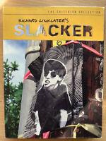 Slacker DVD 1991 Indie Película Clásica Región 1 Criterion Colección
