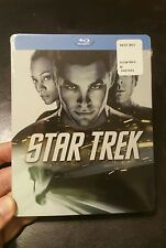 Star Trek Blu-ray steelbook