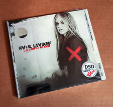 odd VERY RARE sealed AVRIL LAVIGNE 2 CD Under My Skin HDCD Asia China import