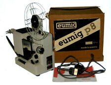 Vintage Eumig P8 Automatic Standard 8mm cine Projector - Refub - In Box