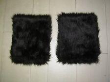 PIMKIE Paire de Guêtres Fourrure noire