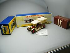 Matchbox MoY C2 M1 Y13 Crossley MICA Convention Set seltenes Modell OVP K13
