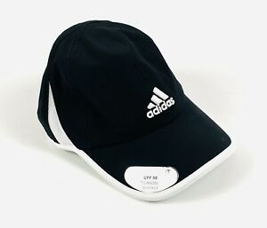 ADIDAS Adizero Relaxed Cap Womens One Size Black Tennis Golf Running Climacool