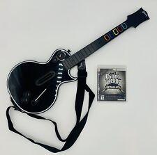 PS3 Guitar Hero & Game BUNDLE, Guitar Hero Metallica! Great!