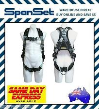 Spanset 1100 Ergo Plus Full Body Safety Harness Fall Arrest EWP Roof Work