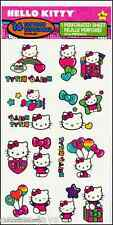 Hello Kitty Tattoos - Hello Kitty Birthday Party Supplies Loot Bag Ideas - Girls
