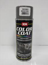 Sem 15393 Medium Gray  color coat Vinyl/Carpet auto body shop restoration paint