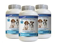 dog immune treats - DOGS HAIR AND COAT COMPLEX 3B -  dog minerals