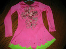 Girl ice skating dress Size CM