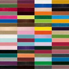 Top Quality Berisfords Velvet Ribbon All Colours 3 Widths Free Postage