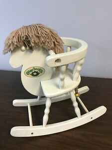 Cabbage Patch Rocking Horse