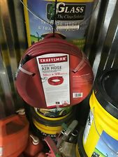 Craftsman Heavy Duty Air Hose 50 Feet x 3/8 Inches