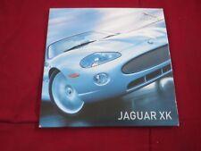 2005 JAGUAR XK MODEL INTRODUCTION PRESS KIT BROCHURE BOOK WITH CD-ROM RARE ORIG